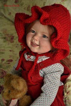 Sheva Dolls Reborn child toddler lifelike standing doll Cammi Ping Lau *IIORA