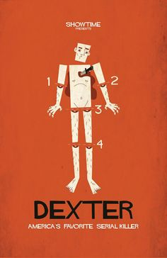 Dexter [Poster, 1 of 176 high-resolution movie posters in this group. Poster Series, Tv Series, Movies Showing, Movies And Tv Shows, Dexter Season 4, Dexter Poster, The Godfather Game, Michael C Hall, Greys Anatomy Memes