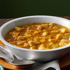 Tuscan Turkey Soup Recipe
