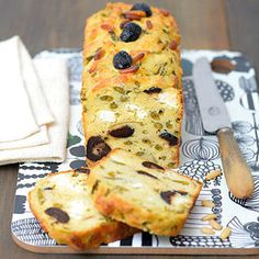 Idées de cakes salés #picnic