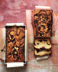 Blackberry-Swirl Pound Cake Recipe