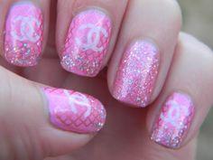 Coco #Chanel #Nails ~Polish Freshie~