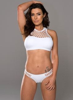 Corrie babe Kym Marsh on the exercise regime that's made her sexier than ever Kym Marsh, Fitness Models, Bikinis, Swimwear, Perfect Woman, Bikini Girls, Summer Outfits, Sexy Women, Celebs