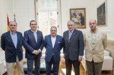 La Diputación de Valencia apoyará a Ontinyent en las fiestas de la Purísima.