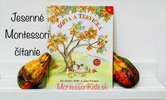 Jesenné Montessori čítanie: Sofia a tekvička