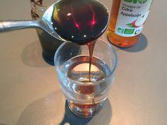 Mal de gorge : du vinaigre de cidre et du miel