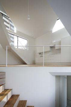 GREAT SPACE - Spiral Window House,© Kai Nakamura