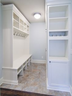 Built In Locker Storage Back Hall Design, Pictures, Remodel, Decor and Ideas - page 3
