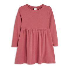 Leveähelmainen mekko Vaaleanpunainen - Lindex