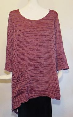 Grizas - Silk/Linen Tunic