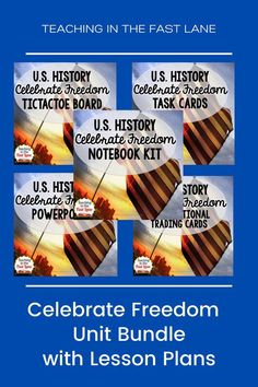 This Celebrate Freedom Activity bundle includes a PowerPoint, Task Cards, a QR Quest, Informational Trading Cards, a TicTacToe Choice Board, and an Interactive Notebook Kit. Celebrate Freedom Week coincides with Constitution Week, established by the U.S. Congress to encourage all Americans to learn about the Constitution. Both Celebrate Freedom Week and Constitution Week focus on September 17, the date in 1787 when delegates to the Constitutional Convention signed the Constitution. 4th Grade Ela, 5th Grade Reading, Upper Elementary Resources, Constitution Day, Interactive Notebooks, Task Cards, Lesson Plans, Freedom, The Unit