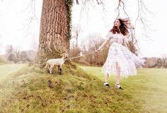 The Spirit of England (Harper's Bazaar UK)