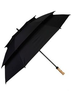 Umbrella - Pagoda black