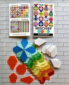 Mischief English Paper Piecing Kit