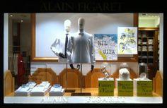 Boutiques de Courcelles #coton #alainfigaret