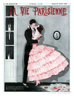 La Vie Parisienne, 1923, France Posters bij AllPosters.nl