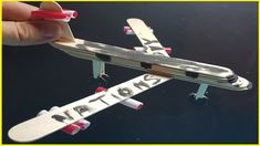 --- How To Make An Civil Airplane By Popsicle Stick Ice Cream Aircraft Ideas --- In this video i make this amazing aircraft that you can use as toy or for de. Popsicle Sticks, Popsicles, Civilization, Airplane, Aircraft, Ice Cream, How To Make, Diy, Ideas