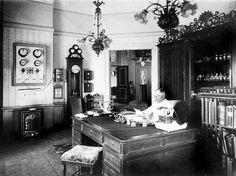 Bosscha's office