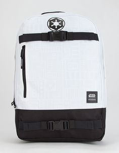 daa0cf7204 STAR WARS x NIXON Stormtrooper Del Mar Backpack Skateboard Backpack