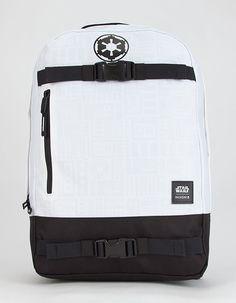 414a3d386d STAR WARS x NIXON Stormtrooper Del Mar Backpack Skateboard Backpack