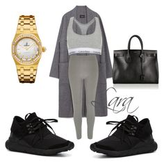 """""""Quikey """" by omolaragbotosho on Polyvore featuring Zara, River Island, Topshop, Y-3, Yves Saint Laurent, Audemars Piguet, women's clothing, women's fashion, women and female"""