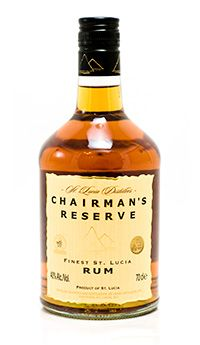 Chairman's Reserve, the very best spiced rum (from St. Lucia)!