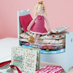 All Gifts - Princess & The Pea Play Set