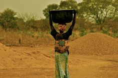 Such magnificent strength.     Photo by #scarlettrabe @scarlettrabe in Chad, Africa.