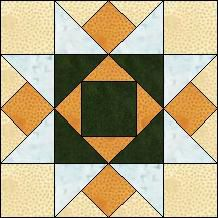 Block of Day for March 18, 2015 - Star in a Diamond