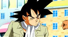goku funny moments gif - Google Search