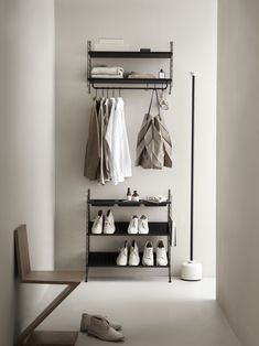 Modular Bedroom Storage Systems New 6 Of the Best Flexible Modular Storage Systems Catesthill Modular Shelving, Modular Storage, Storage Systems, Shoe Storage, Small Entryways, Small Hallways, Furniture Layout, Furniture For You, Hall Furniture