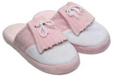 Golf Slippers - LIGHT PINK Open Back Golf Shoe Slippers.  Buy it @ ReadyGolf.com