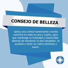 : Con este #concejodebelleza tu rostro mantendrá la firmeza y lucirá muy sano. #consejoscolegiatura #cosmetologia