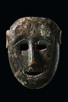 Shaman mask, 19th century