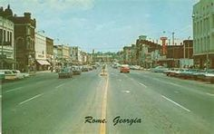 Hometown...Broad Street from many years ago