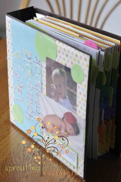 sprouting a little nostalgia: Household Notebook I don't seem to use notebooks but I like the stuff she does and has great info.