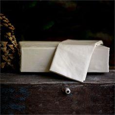Gotcha Covered 300 Count Certified Organic Egyptian Cotton Deep Pocket Sheet Set