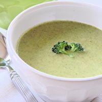 """Cream"" of Broccoli Soup by Primal Blueprint Cookbook"