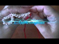 Видео-урок: Закрываем резинку 1х1 иголкой с ниткой МК от Любовь нежданная
