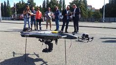 City of Pilsen chose the Robodrone We keep our fingers crossed to many happy flights Happy Flight, Crossed Fingers, Kingfisher, City, Common Kingfisher, Cities