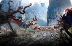 MTG-Battle For Zendikar- Consume the Land by jason-felix.deviantart.com on @DeviantArt
