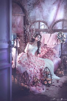 Fantasy | Magical | Fairytale | Surreal | Enchanting | Mystical | Myths | Legends | Stories | Dreams | Adventures | Sleeping Beauty