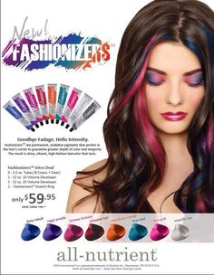 Coming Soon....Fashionizers!    Order with Robert Today! Beautyoftoledo@aol.com