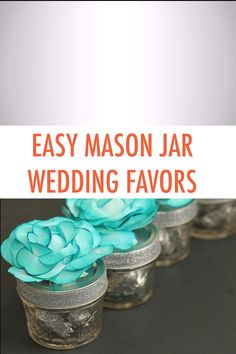 Cricut Projects Discover Easy Mason Jar Wedding Favors Make these easy mason jar wedding favors in seconds for your guests! Diy Home Crafts, Easy Diy Crafts, Diy Crafts To Sell, Mason Jar Crafts, Mason Jar Diy, Diy For Teens, Diy For Kids, Mason Jar Wedding Favors, Halloween Yard Decorations