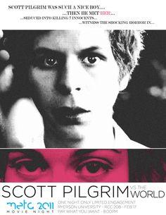 Scott Pilgrim vs. the World by pstrauss