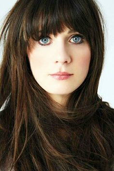 Capricorn Zooey Deschanel January 17.  We share the same birthday...