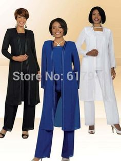 426259df3d0a 2014 Plus Size Colors Available Mother Of The Bride Pant Suits Fashion With  Jacket Long Sleeve