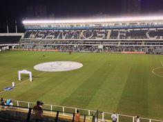 Com novo técnico, Santos recebe o Figueirense em duelo por redenção #globoesporte