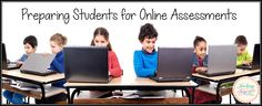 Help prepare your students for online assessments with using edcite.com...described and reviewed in this blog post