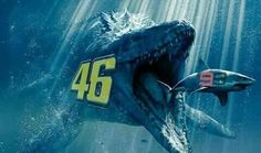 Great #ValentinoRossi #46 #VR46 #Yamaha #YamahaM1 #VR46